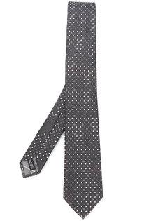 классический галстук Gancio Salvatore Ferragamo
