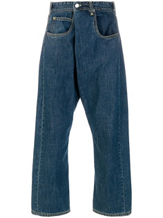 folded front jeans JW Anderson