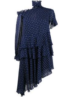 асимметричное платье Midol Sandy Liang