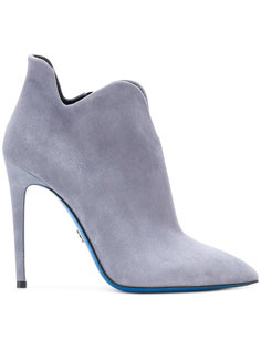 pointed toe ankle boots Loriblu