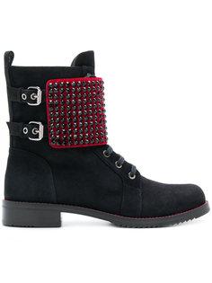 studded boots Loriblu