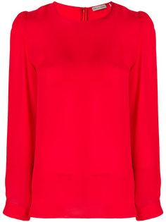 блузка с длинными рукавами Emilio Pucci