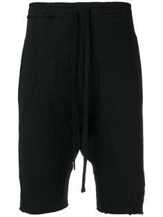 шорты с заниженным шаговым швом Thom Krom