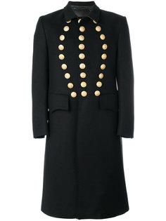 пальто в стиле милитари  Dolce & Gabbana