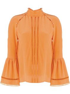 Блузки Женские С Вышивкой Купить