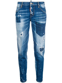 джинсы Hockney Dsquared2