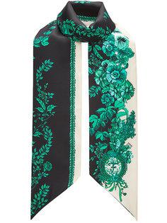 широкий шарф Heritage Fendi