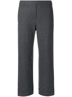 cropped tailored trousers Theory