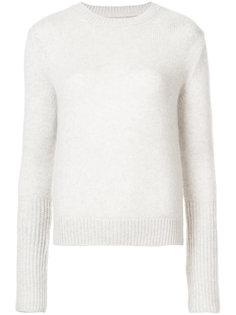 Kendall ruffled sweater Brock Collection