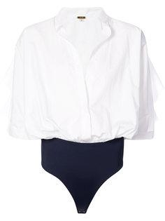 боди-рубашка Bandelier Johanna Ortiz