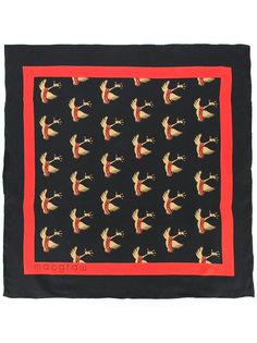 шейный платок с лебедями Macgraw