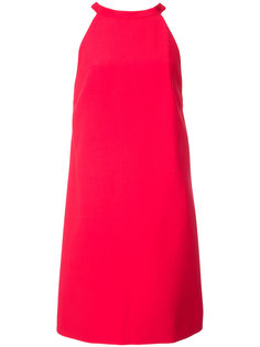 платье халтер  Miu Miu