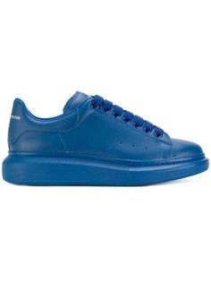 кроссовки на широкой подошве Alexander McQueen