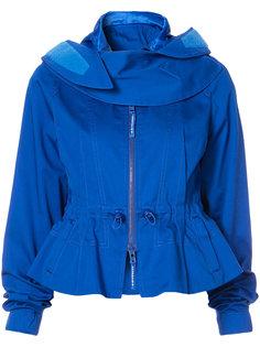куртка с баской Givenchy