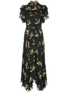 длинное платье Cathedral Macgraw