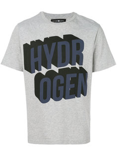 футболка в стиле 80-ых Hydrogen