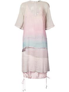 платье Daybreak  Osklen