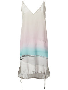 платье Daybreak Parachute Osklen