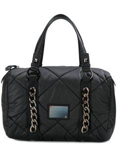 стеганая сумка-тоут с цепочкой  Pierre Balmain