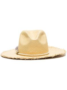 шляпа с пером Soloist Nick Fouquet