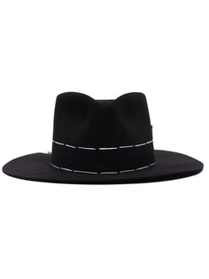 фетровая шляпа Buzios Nick Fouquet