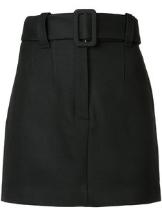 front zip mini skirt I Am Studio