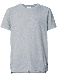 футболка с полосками  Thom Browne