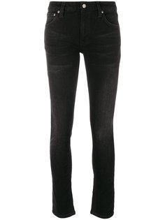 джинсы скинни Nudie Jeans Co