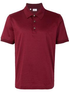 рубашка-поло с короткими рукавами Brioni
