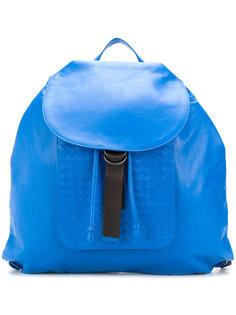 рюкзак с плетеным дизайном Bottega Veneta