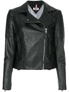 байкерская куртка Tommy Hilfiger