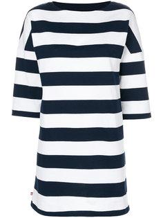 платье-футболка в полоску Tommy Hilfiger