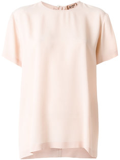 блузка с завязками  Nº21