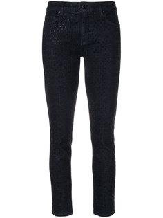 джинсы с заклепками  Victoria Victoria Beckham