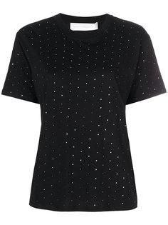 футболка с геометрическим узором Victoria Victoria Beckham