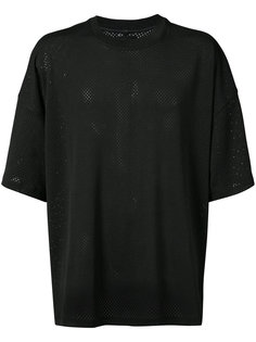 сетчатая футболка  Fear Of God