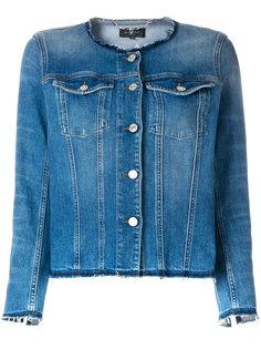 джинсовая куртка 7 For All Mankind
