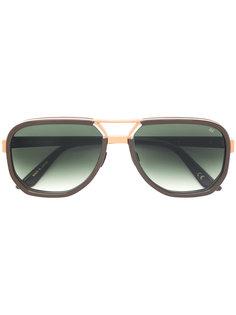 солнцезащитные очки-авиаторы с эффектом градиента Robert La Roche