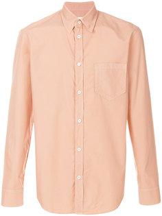 классическая приталенная рубашка Maison Margiela