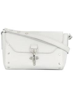сумка на плечо с заклепками Mm6 Maison Margiela