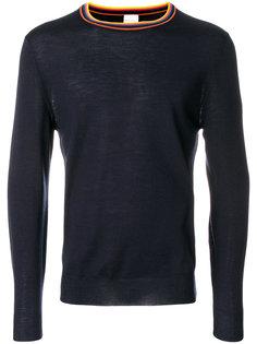 свитер плотной вязки Paul Smith