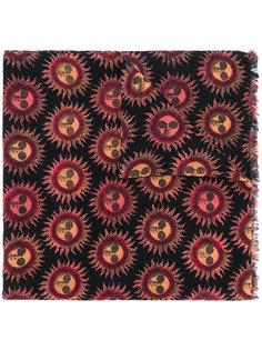 шарф с принтом символов солнца Paul Smith