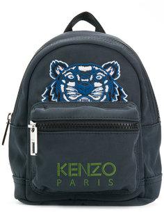 мини-рюкзак с вышивкой Kenzo