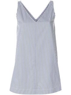 блузка с V-образным вырезом Joseph