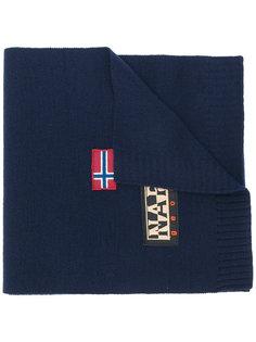 шарф с логотипом Napapijri