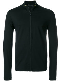 zip through sweatshirt Prada
