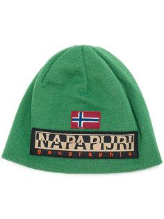 шапка-бини с логотипом Napapijri