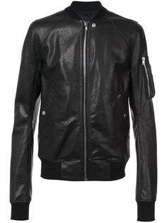 куртка-бомбер  Rick Owens