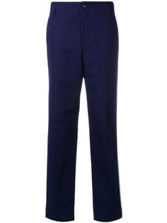 широкие брюки  с контрастной окантовкой Golden Goose Deluxe Brand