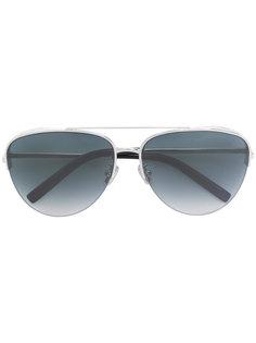 crystal-embellished aviator sunglasses Boucheron